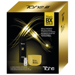 Magic botox gold home kit (champú + mascarilla + tratamiento 5x10 ml)