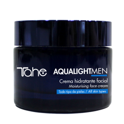 CREMA HIDRATANTE FACIAL AQUALIGHT MEN (50 ml)
